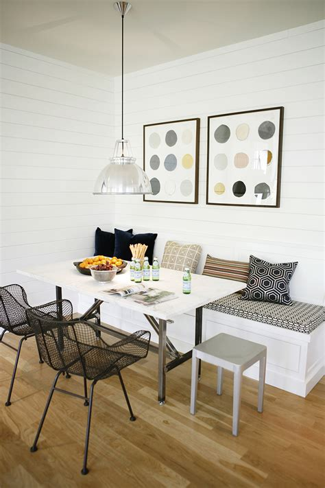 modern breakfast nook ideas