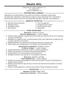 Achievement Based Resume Template by Achievement Based Resume Exles