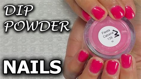 Dip Powder Nails ♥ Sns Nails