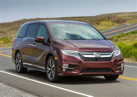 2019 Honda Odyssey Price Cargurus