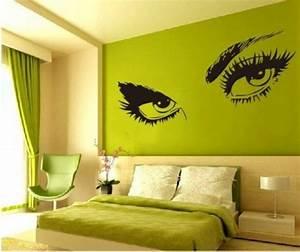 Schlafzimmer in grun gestalten for Schlafzimmer in grün gestalten