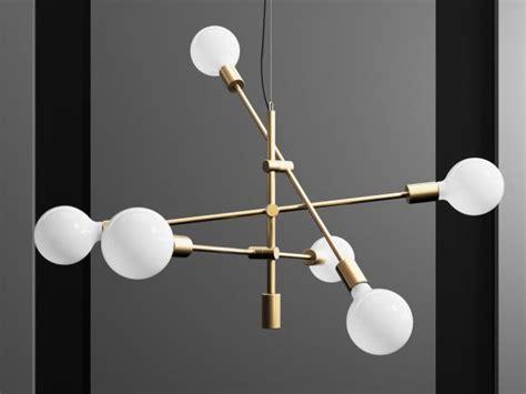 mobile chandelier  model west elm