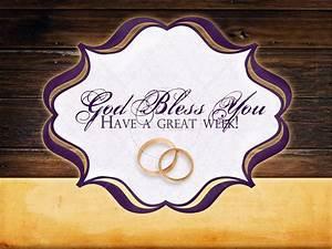 Divine Marriage Powerpoint Sermon Template