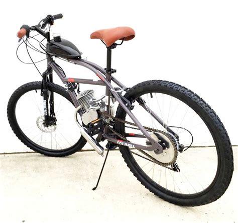 The Punisher Motorized Bike Kit  Bicycle Motor Works