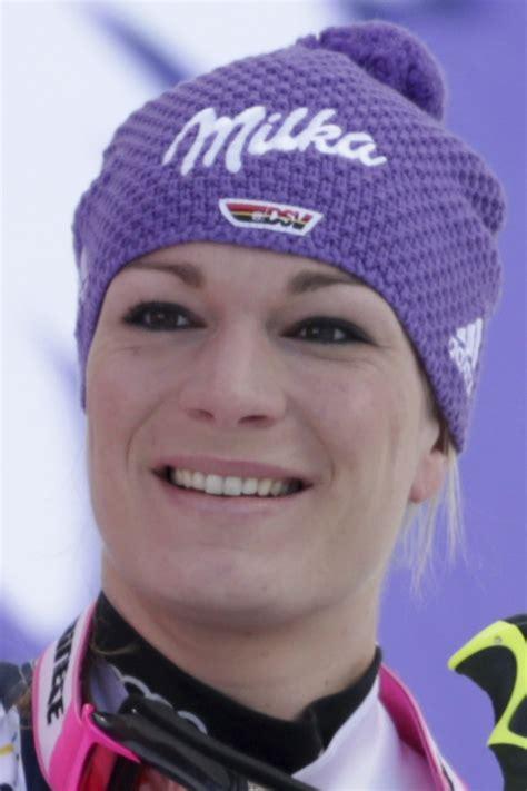 Maria Hoefl Riesch 2014 Winter Olympics Olympic