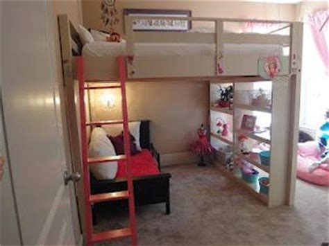 diy queen loft bed plans woodplans