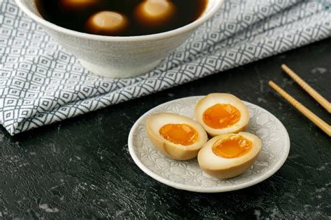 ramen egg ajitsuke tamago asian inspirations