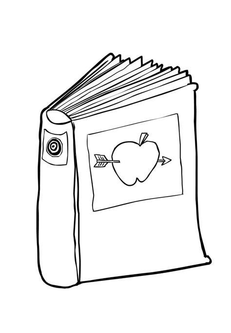 Dibujo para colorear Libro (2) Dibujos Para Imprimir Gratis
