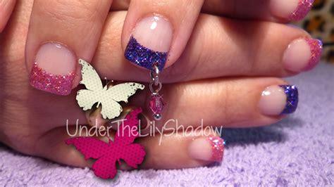 underthelilyshadow nicki minaj nail art