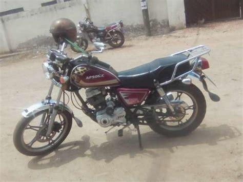 Apsonic Motorbike
