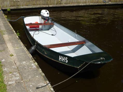 Boot Te Koop Eernewoude by Stalen Roeiboot Met Buitenboordmotor Kano Roeiboot
