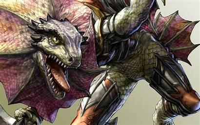 Calibur Soul Lizardman Iv Sc4 Pojok Agp