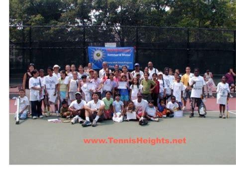 community tennis washington heights tennis    washington heights tennis association