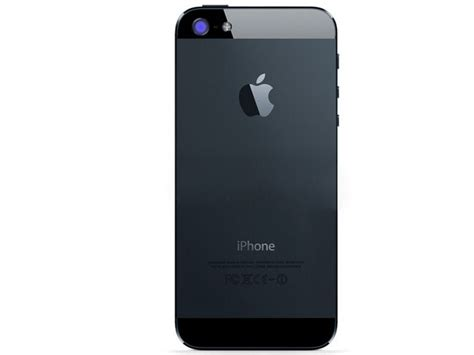 iphone 5s back replacement replacement part for apple iphone 5 rear housing black 2319