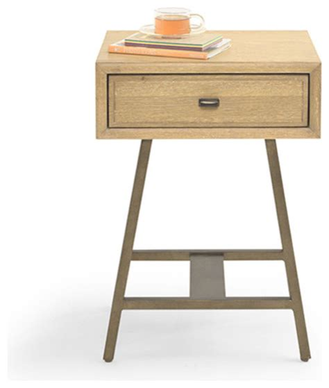 retro bedside table ls vintage style bedside table modern nightstands and