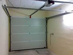 Moteur Barriere Coulissante : pose de porte de garage motoris e dr me ard che ~ Edinachiropracticcenter.com Idées de Décoration