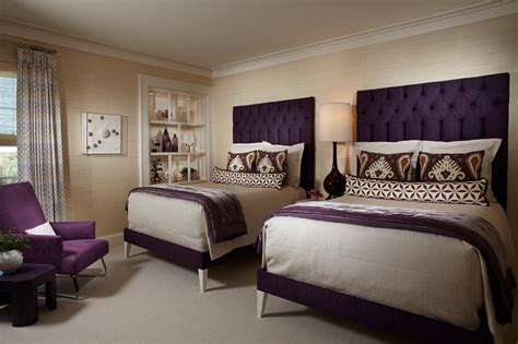 purple bedrooms pictures ideas options hgtv