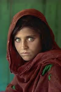 Afghan Girl Steve McCurry Photography