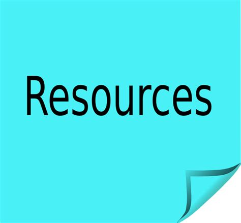 Resources Clipart Resources Clip At Clker Vector Clip