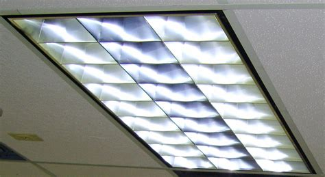 industrial ceiling light covers fluorescent fixtures converted to led commercial