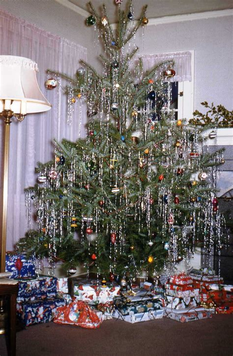 Evergleam Aluminum Christmas Tree Vintage by 1950s Trees 28 Images 1950s Tree With Boy And Trees