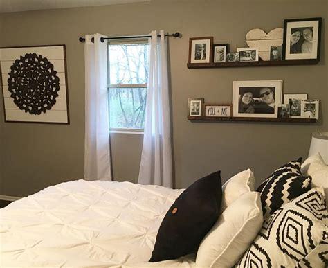 Master Bedroom Decor, Diy Decor, Black And White Decor