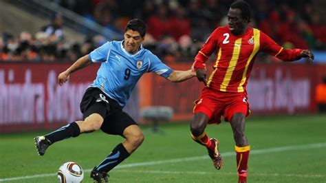 Hans Sarpei cannot forgive Suarez ten years after World ...