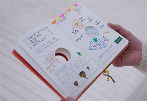 diary book  connect design