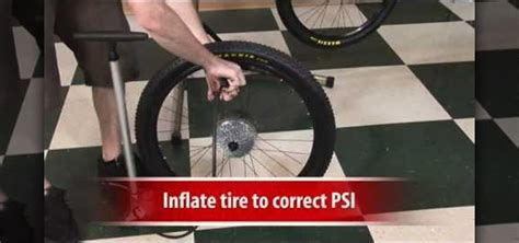 How To Change A Mountain Bike Tire « Bicycle