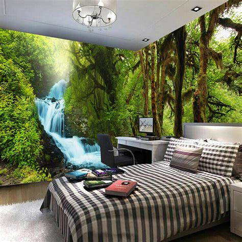 home interior stores near me nature scenery 3d wall mural custom hd hd tropical
