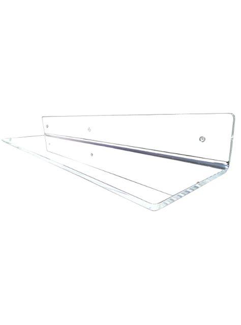 Mensola Plexiglass by Mensola Da Muro In Plexiglass Trasparente Di Design Xlab