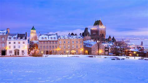Chateau Quebec Bing Wallpaper Download