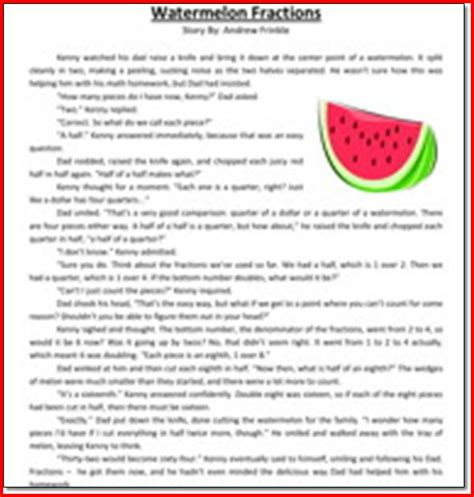 Free Fourth Grade Reading Worksheets Worksheets For All  Download And Share Worksheets Free