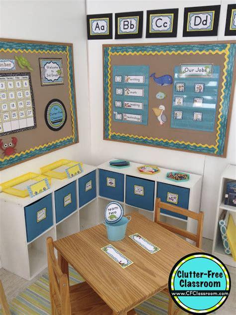 beach themed classroom ideas printable classroom