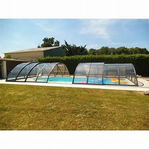 Abri Haut Piscine : abri de piscine semi haut pyla c kitabripiscine ~ Premium-room.com Idées de Décoration