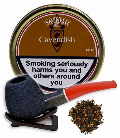 Cavendish Tobacco Pipe Tin Savinelli 50g Cured