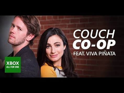 Xbox All For One  Couch Coop Viva Piñata Youtube