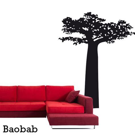 stickers arbre baobab 012 nature arbres destock stickers