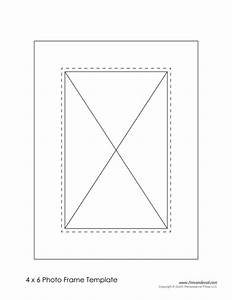 free photo frame templates make your own photo frame With 4x6 picture template