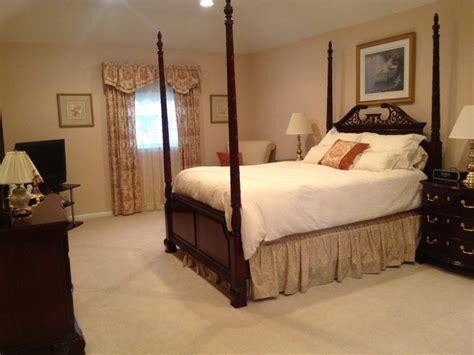 thomasville mahogany  poster master bedroom set  silver nj patch