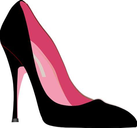 High Heel Clip Heel Clip At Clker Vector Clip