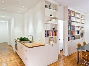 Kleine Wohnung Einrichten Ideen : kleine wohnung einrichten intelligente w nde ~ Lizthompson.info Haus und Dekorationen