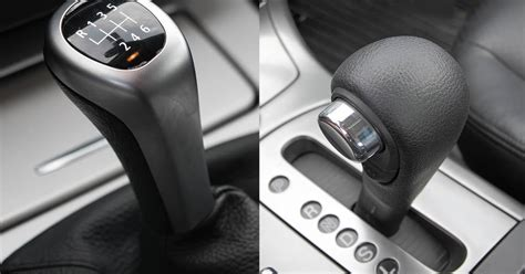Are Manual Drivers Better Than Automatic Drivers