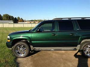 Purchase Used 2003 Chevrolet Z71 Suburban In Newton  North Carolina  United States