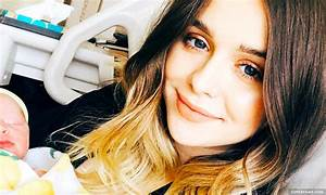 Acacia Brinley Gives Birth to Adorable Baby Girl on Mother ...