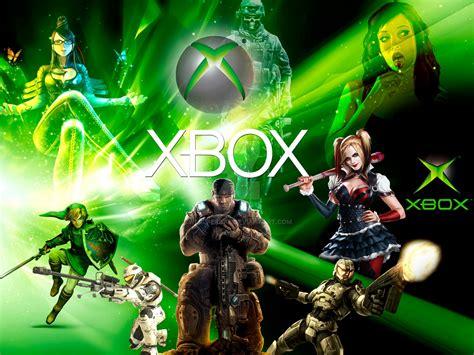 Xbox Wallpaper 2 By Weslperdae On Deviantart