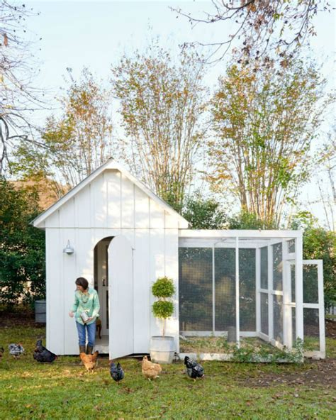 creative chicken coop ideas outdoorthemecom