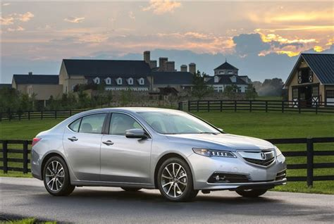 buyer s guide 2015 acura tlx autos ca