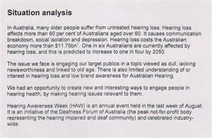 Australian Hearing's Hearing Awareness Week Campaign UTS