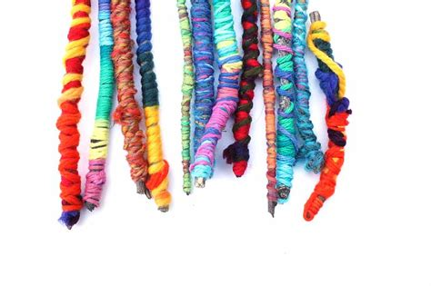easy crafts  kids yarn sticks babble dabble